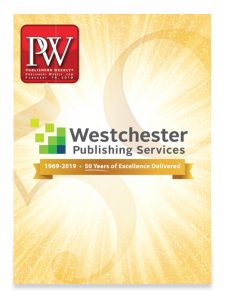 Publishers Weekly Westchester Publishing Services 50th Anniversary cover