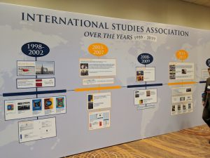 Photo of ISA world events timeline since 1959