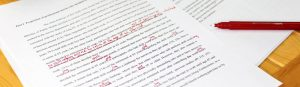 offshore editorial project management - copyediting