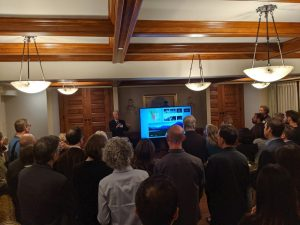 Lincoln Institute of Land Policy and University of Pennsylvania's book launch for Design with Nature Now.