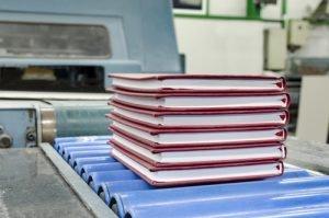 book printing machine