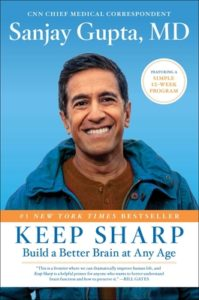 Keep Sharp by Dr. Sanjay Gupta